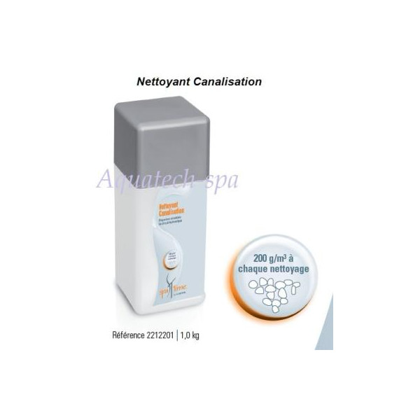 Nettoyant Canalisation SPA TIME BAYROL
