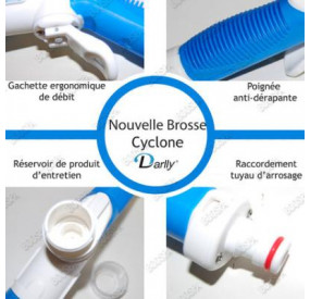 Nettoyeur filtre cyclone