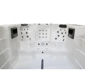 SPA DE NAGE SR380 massage vue d'ensemble