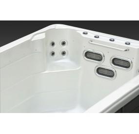 S520 Spa de nage en 5,20m vue de nage et massage