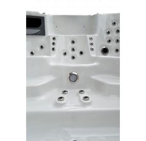 SPA DE NAGE S572 vue face des massages dans nage