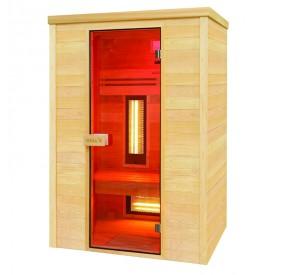 Sauna PureWave 2 places Coté