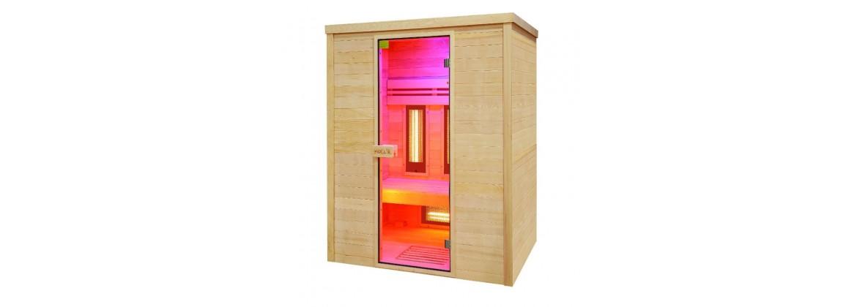Sauna infrarouge - Sauna - Aquatech Spa